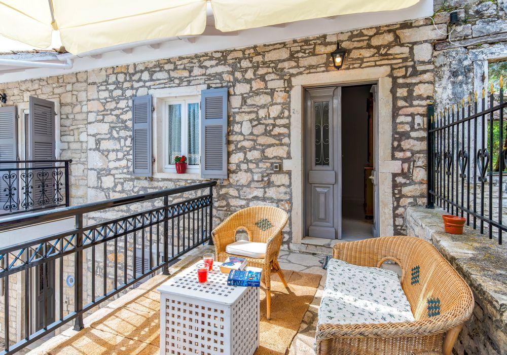 first floor veranda